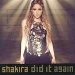Did It Again (Cd Single) Shakira
