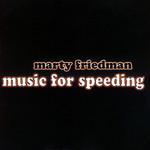 Music For Speeding Marty Friedman