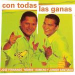 Con Todas Las Ganas Jose Fernando Morre Romero Y Junior Santiago