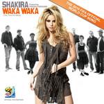 Waka Waka (This Time For Africa) (Featuring Freshlyground) (Cd Single) Shakira