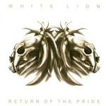 Return Of The Pride White Lion