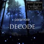 Decode (Cd Single) Paramore