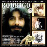 Todas Sus Grabaciones (1975-1987) Rodrigo (España)