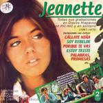 Todas Sus Grabaciones En Discos Hispavox (1967-1976) Jeanette (Reino Unido)