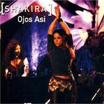Ojos Asi (Mtv Unplugged) (Edicion Brasil) (Cd Single) Shakira