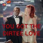 You Got The Dirtee Love (Featuring Dizzee Rascal) (Cd Single) Florence + The Machine