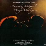 Siempre Fuimos Dos (Dvd) Amanda Miguel & Diego Verdaguer