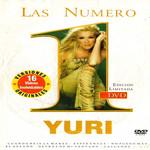 Las Numero 1 (Dvd) Yuri