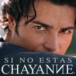 Si No Estas (Cd Single) Chayanne