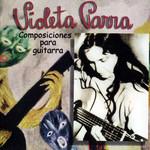 Composiciones Para Guitarra Violeta Parra