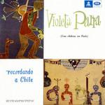 Recordando A Chile: Una Chilena En Paris Violeta Parra