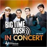 Big Time Rush Live: Walmart Soundcheck Big Time Rush