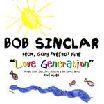 Love Generation (Featuring Gary Nesta Pine) (Cd Single) Bob Sinclar
