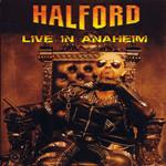 Live In Anaheim (Dvd) Halford