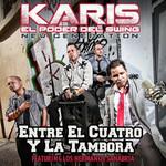 Entre El Cuatro Y La Tambora (Featuring Los Hermanos Sanabria) (Cd Single) Karis