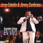 Grandes Exitos En Vivo (Dvd) Jorge Celedon & Jimmy Zambrano