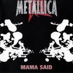Mama Said (Cd Single) Metallica