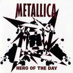 Hero Of The Day (Cd Single) Metallica