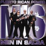 Men In Salsa Puerto Rican Power