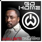 Go Home (Featuring Mick Jagger & Wolfgang Gartner) (Cd Single) Will.i.am