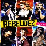 Ao Vivo (Dvd) Rebeldes