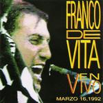 En Vivo, Marzo 16 Franco De Vita