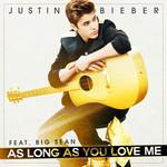 As Long As You Love Me (Featuring Big Sean) (Cd Single) Justin Bieber