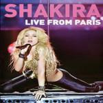 Live From Paris (Dvd) Shakira