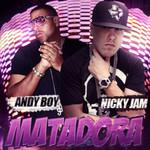 Matadora (Featuring Nicky Jam) (Cd Single) Andy Boy