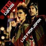 Live From Japan (Cd Single) Beto Cuevas