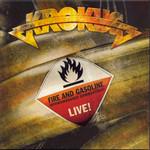 Fire & Gasoline Live Krokus