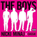 The Boys (Featuring Cassie) (Cd Single) Nicki Minaj