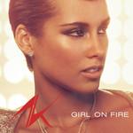 Girl On Fire (Cd Single) Alicia Keys