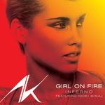 Girl On Fire (Inferno) (Featuring Nicki Minaj) (Cd Single) Alicia Keys