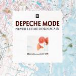 Never Let Me Down Again (Cd Single) Depeche Mode