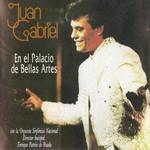 En El Palacio De Bellas Artes Juan Gabriel