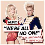 We're All No One (Featuring Afrojack & Steve Aoki) (Cd Single) Nervo