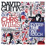 Everytime We Touch (Featuring Chris Willis, Steve Angello & Sebastian Ingrosso) (Cd Single) David Guetta