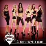 I Don't Need A Man (Cd Single) The Pussycat Dolls