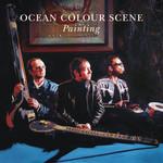 Painting Ocean Colour Scene