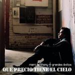 Que Precio Tiene El Cielo (Cd Single) Marc Anthony