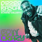 Goin' Crazy (Featuring Robbie Williams) (Cd Single) Dizzee Rascal