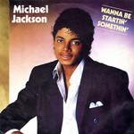 Wanna Be Startin' Something (Cd Single) Michael Jackson