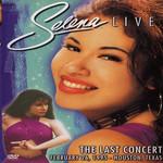 Selena Live, The Last Concert (Dvd) Selena