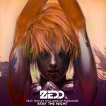 Stay The Night (Featuring Hayley Williams) (Cd Single)) Zedd