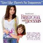 Live Like There's No Tomorrow (Cd Single) Selena Gomez & The Scene