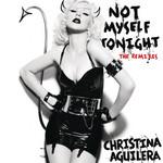 Not Myself Tonight (The Remixes) (Cd Single) Christina Aguilera