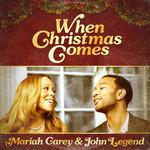 When Christmas Comes (Featuring John Legend) (Cd Single) Mariah Carey