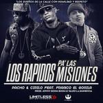 Los Rapidos Pa' Las Misiones (Featuring Franco El Gorila) (Cd Single) Pacho & Cirilo