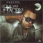 ¿Que Vas Hacer? (Cd Single) Jaxciel